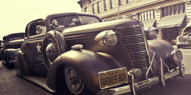خودروهای کلاسیک را بشناسیم